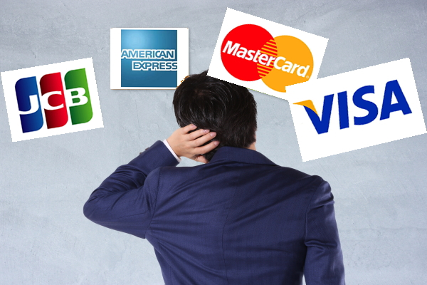 クレジットカードの違い