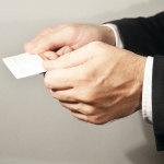 自営業の人がクレジットカードに申し込む際には注意が必要です